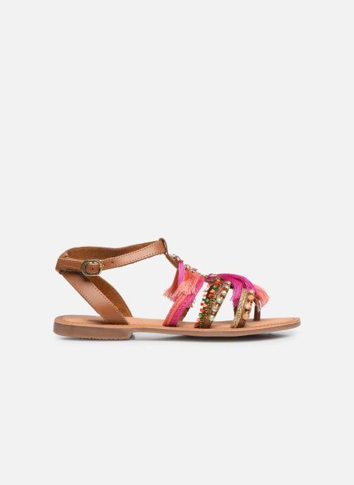Sandales et nu-pieds Gioseppo Nambi Rose vue derrière