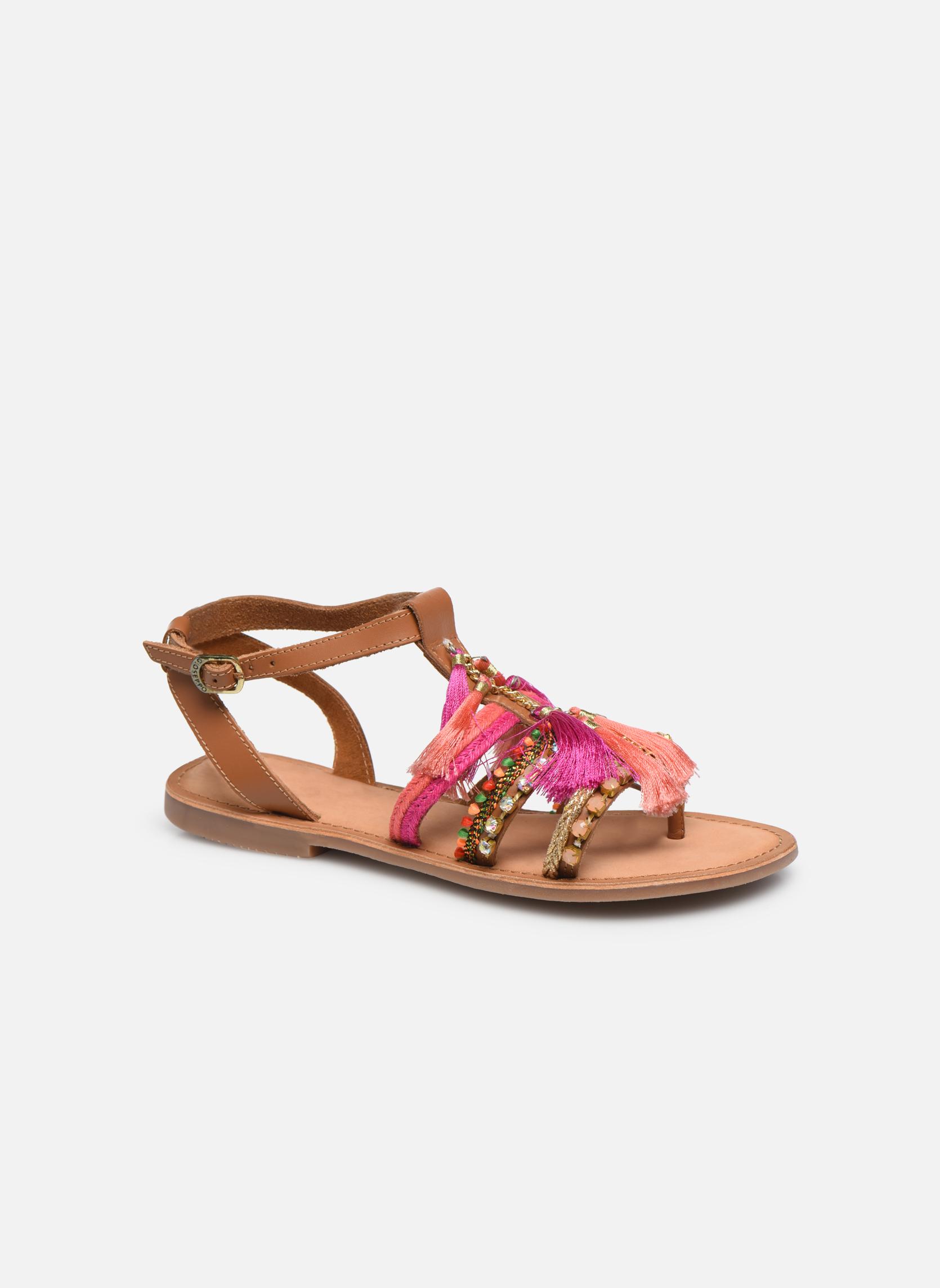 Sandales et nu-pieds Gioseppo Nambi Rose vue détail/paire