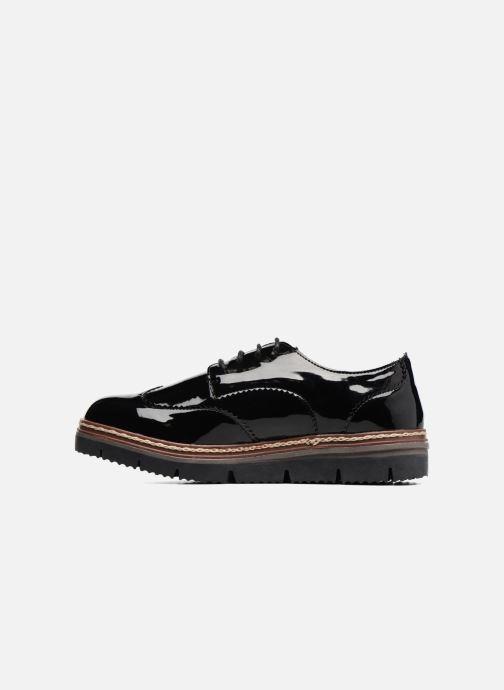 Chaussures à lacets I Love Shoes thalweg Noir vue face