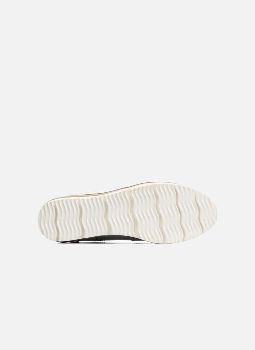 Chaussures à lacets I Love Shoes thalweg Argent vue haut