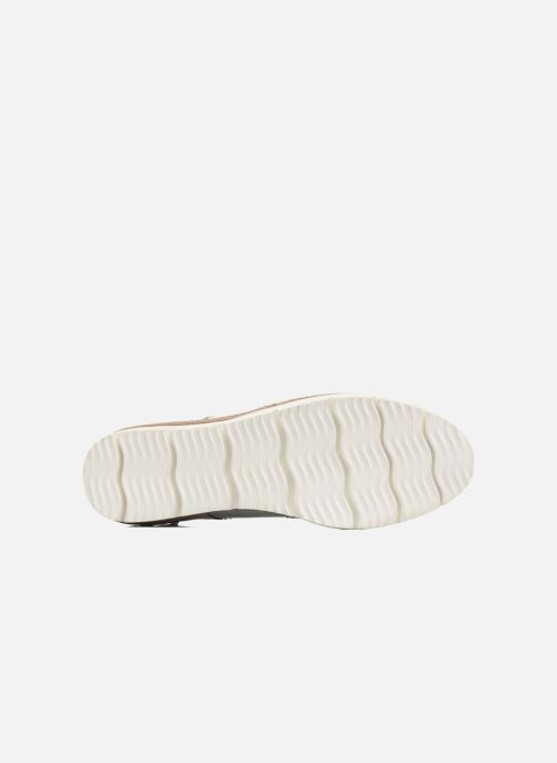 Chaussures à lacets I Love Shoes thalweg Blanc vue haut