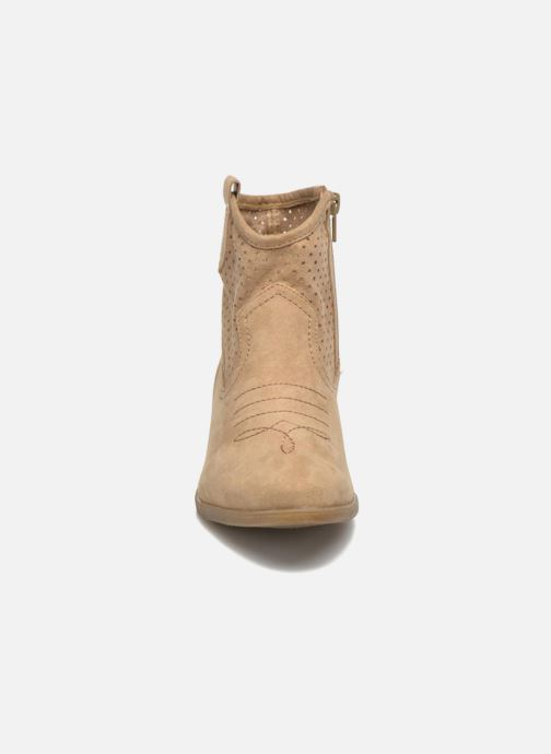 Bottines et boots I Love Shoes thunbin Beige vue portées chaussures