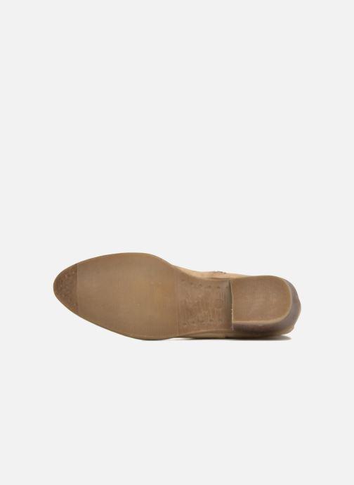 Bottines et boots I Love Shoes thunbin Beige vue haut