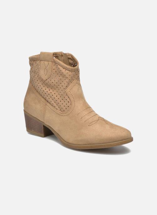 Botines  I Love Shoes thunbin Beige vista de detalle / par