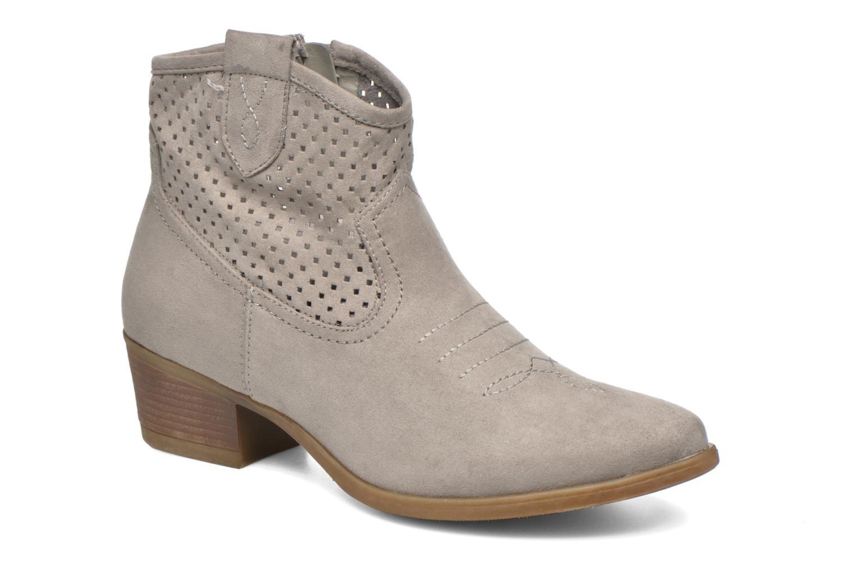 Botines  I Love Shoes thunbin Gris vista de detalle / par