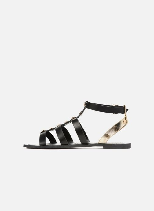 Sandales et nu-pieds I Love Shoes THEAHIGHT Noir vue face