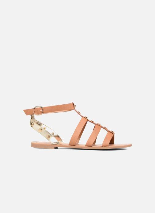 Sandales et nu-pieds I Love Shoes THEAHIGHT Marron vue derrière