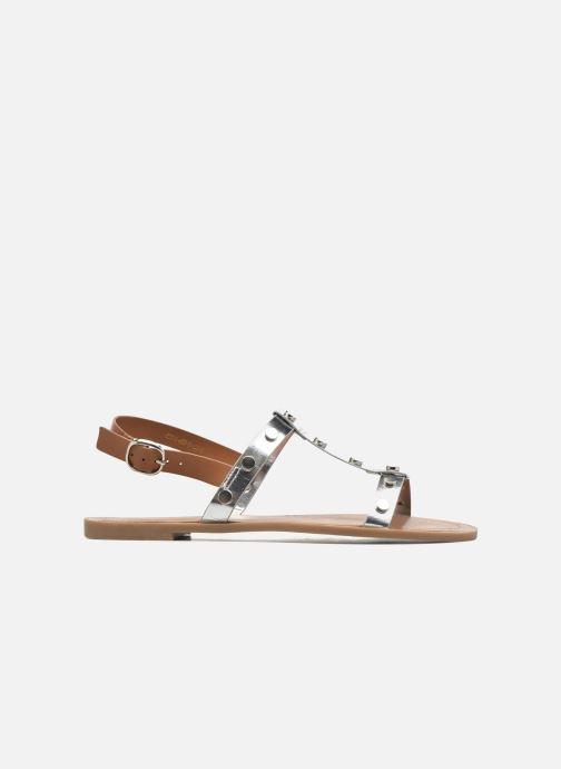 Sandales et nu-pieds I Love Shoes THEA Argent vue derrière