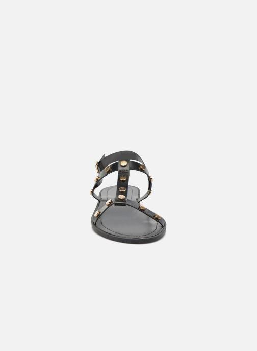 Sandales et nu-pieds I Love Shoes THEA Noir vue portées chaussures
