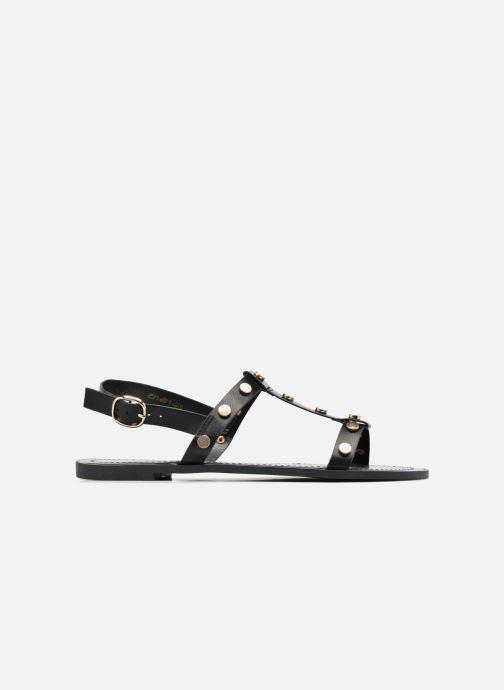 Sandales et nu-pieds I Love Shoes THEA Noir vue derrière
