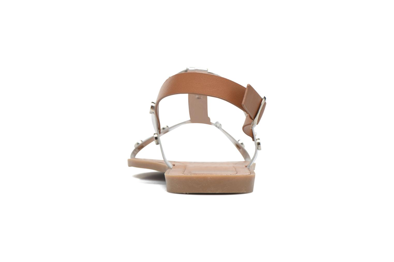 Sandalias I Love Shoes THEA Plateado vista lateral derecha