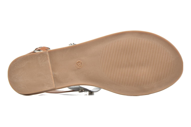 Sandaler I Love Shoes THEA Silver bild från ovan