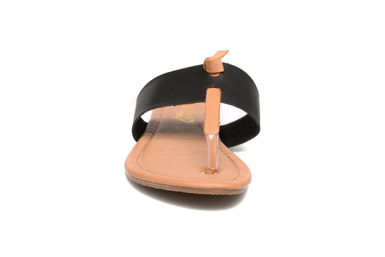Sandals I Love Shoes THIVUS Black model view