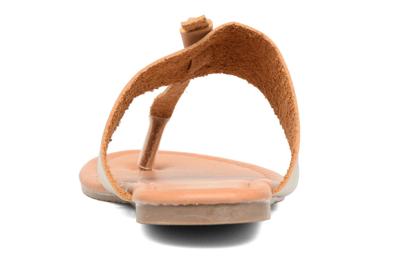 Sandalen I Love Shoes THIVUS Goud en brons rechts