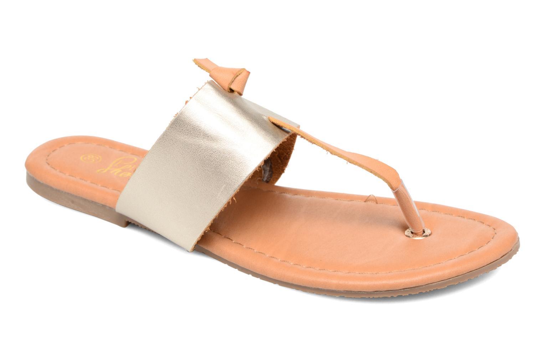 Sandalen I Love Shoes THIVUS Goud en brons detail