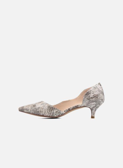 Escarpins I Love Shoes THETA Gris vue face