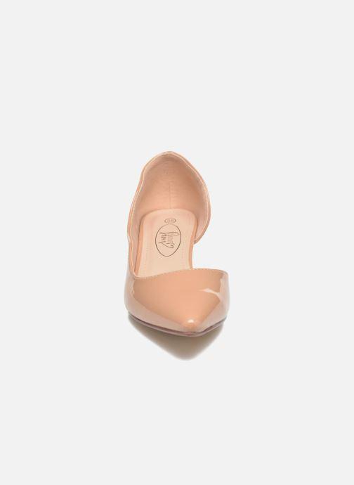 Escarpins I Love Shoes THETA Rose vue portées chaussures