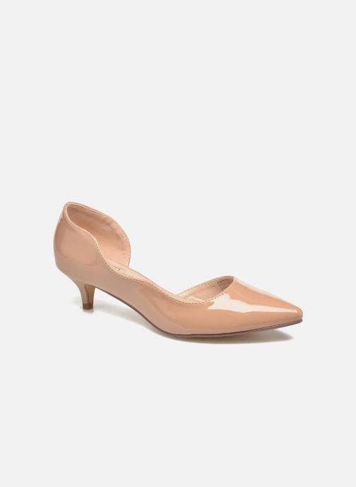 Escarpins I Love Shoes THETA Rose vue détail/paire