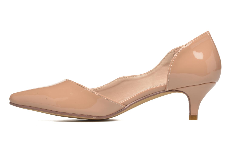 Escarpins I Love Shoes THETA Rose vue face