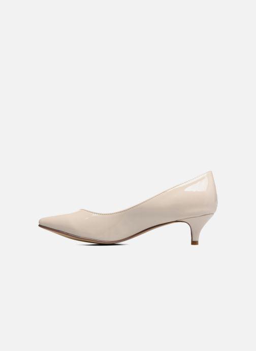 Escarpins I Love Shoes THORA Beige vue face
