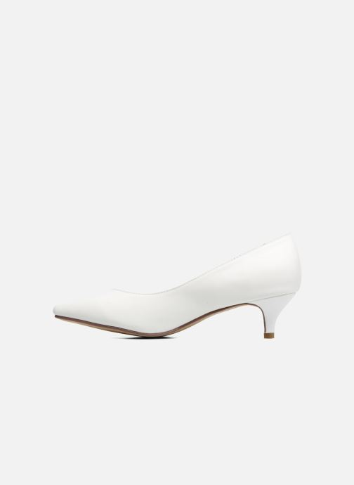 High heels I Love Shoes THORA White front view