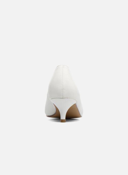 Zapatos de tacón I Love Shoes THORA Blanco vista lateral derecha