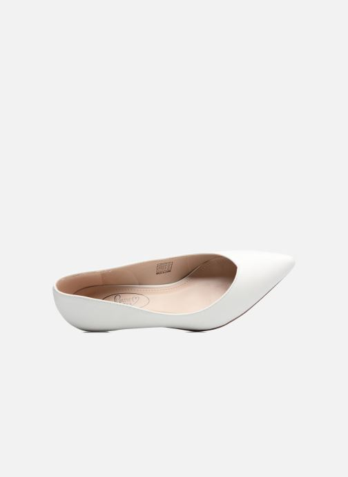 Zapatos de tacón I Love Shoes THORA Blanco vista lateral izquierda