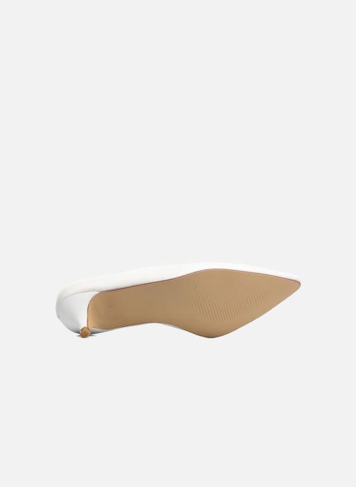 Escarpins I Love Shoes THORA Blanc vue haut