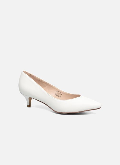 High heels I Love Shoes THORA White detailed view/ Pair view