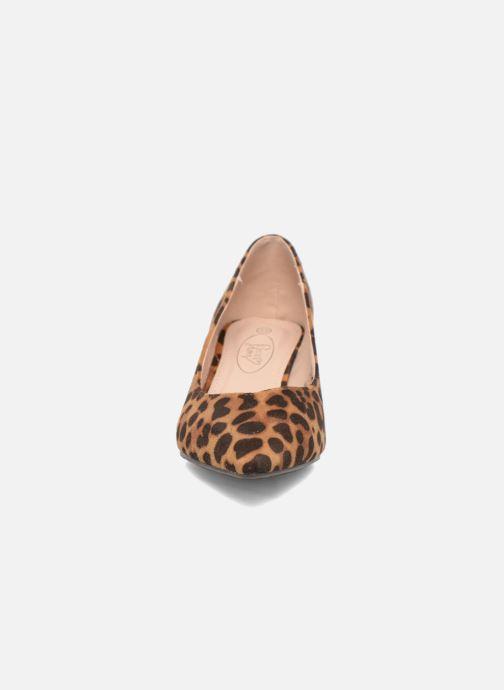 Zapatos de tacón I Love Shoes THORA Marrón vista del modelo