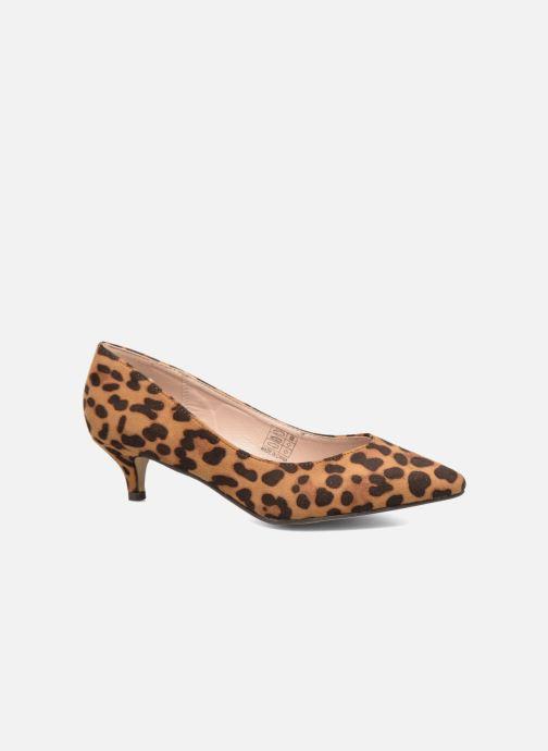 Escarpins I Love Shoes THORA Marron vue détail/paire