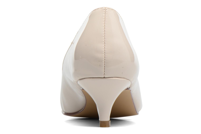 Høje hæle I Love Shoes THORA Beige Se fra højre