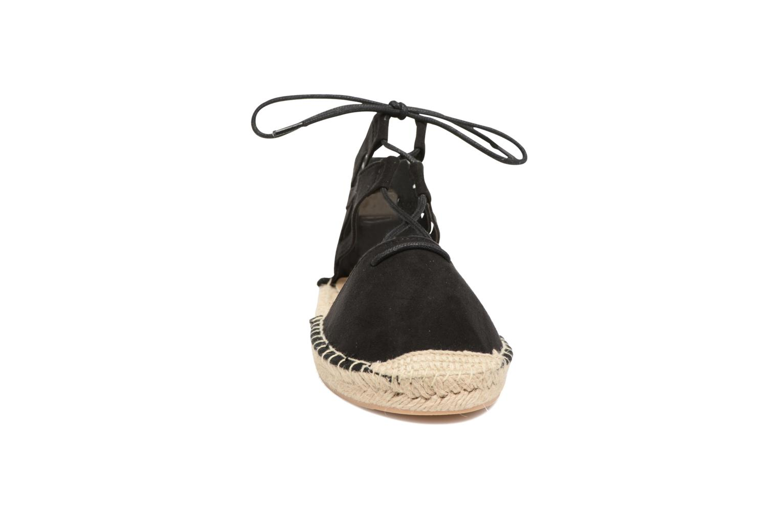 Espadrilles I Love Shoes THYADE Black model view