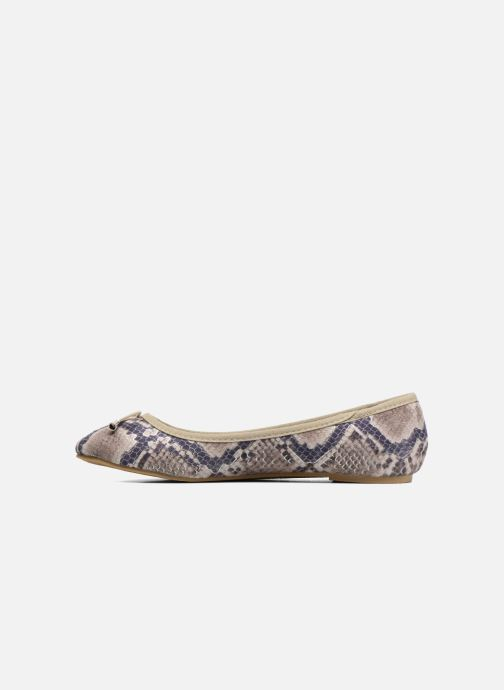 Ballerina's I Love Shoes THENSELY Beige voorkant
