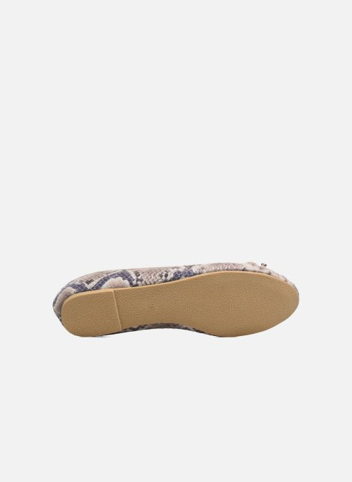 Ballerina's I Love Shoes THENSELY Beige boven