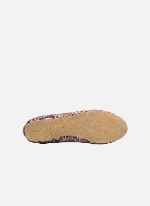 Ballerines I Love Shoes THENSELY Rose vue haut