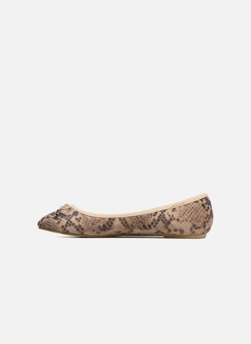 Ballerines I Love Shoes THENSELY Beige vue face
