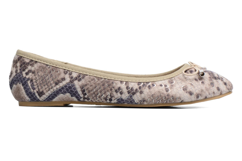 Bailarinas I Love Shoes THENSELY Beige vistra trasera