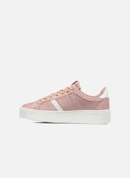 Baskets I Love Shoes THEMI Rose vue face