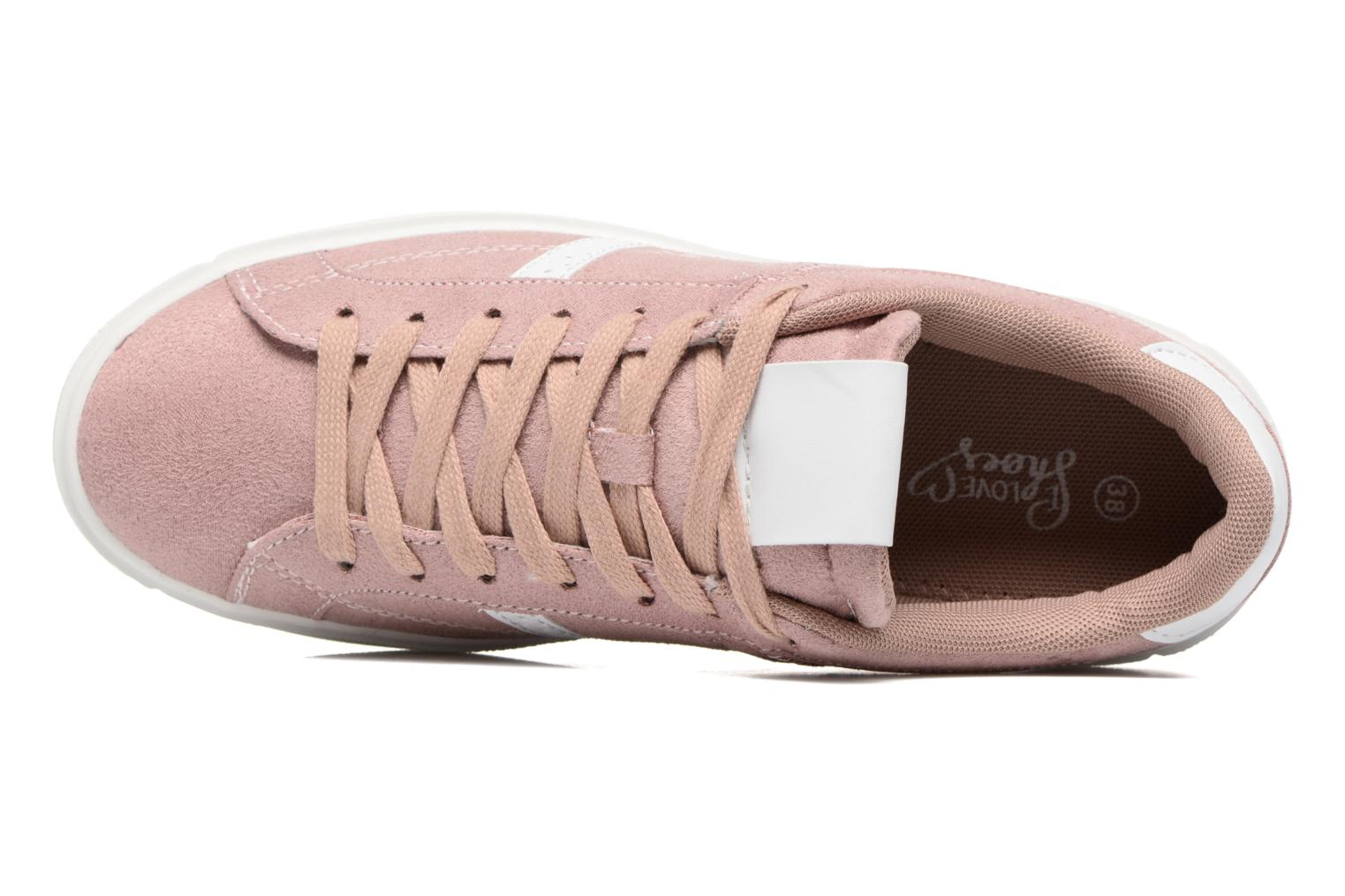Sneakers I Love Shoes THEMI Roze links