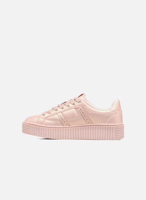 Baskets I Love Shoes THOMI Rose vue face