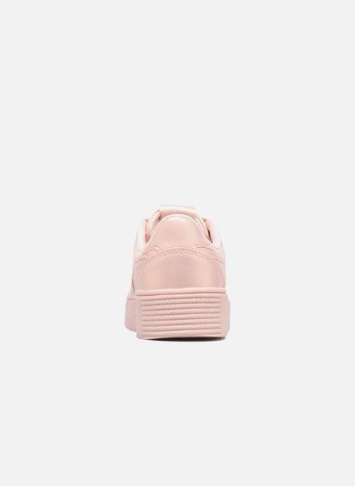 Deportivas I Love Shoes THOMI Rosa vista lateral derecha