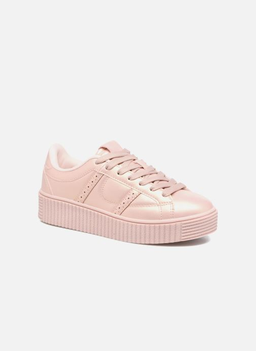 Baskets I Love Shoes THOMI Rose vue détail/paire