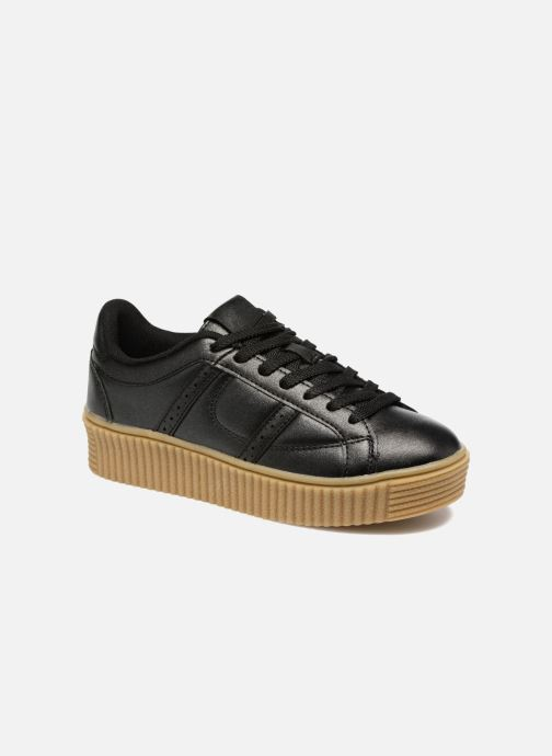Sneakers I Love Shoes THOMI Zwart detail