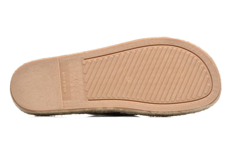 Sandales et nu-pieds Gioseppo Ateneo Noir vue haut