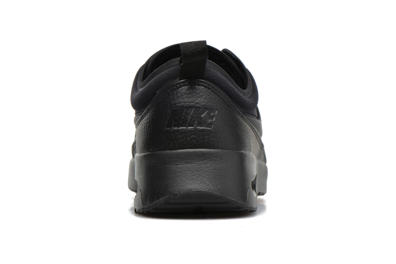 Deportivas Nike W Nike Air Max Thea Ultra Prm Negro vista lateral derecha