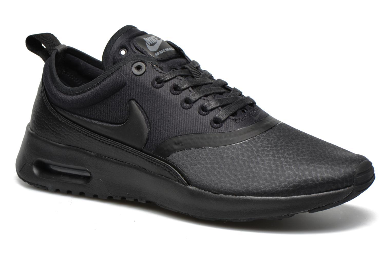 Deportivas Nike W Nike Air Max Thea Ultra Prm Negro vista de detalle / par