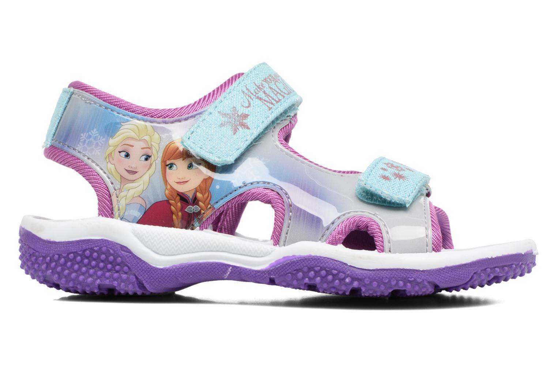 Sandales et nu-pieds Frozen NESS Bleu vue derrière