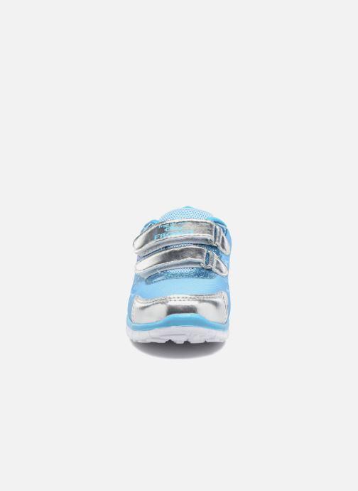 Sneaker Frozen GLACE blau schuhe getragen