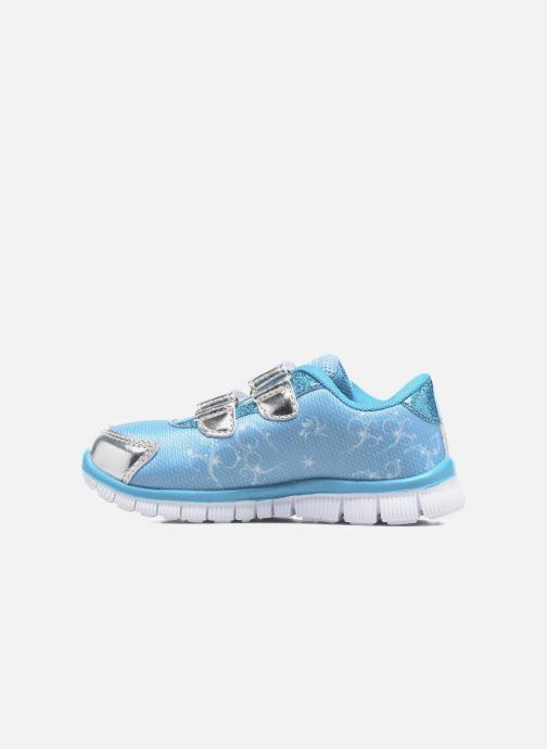 Sneaker Frozen GLACE blau ansicht von vorne